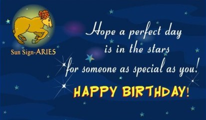 aries birthday wishes