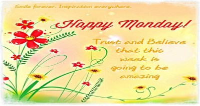 Monday wishes monday greetings wishes planet monday wishes m4hsunfo Choice Image