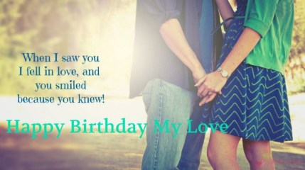 Romantic Birthday Wishes For Boyfriend 2017