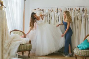 wedding dress rental