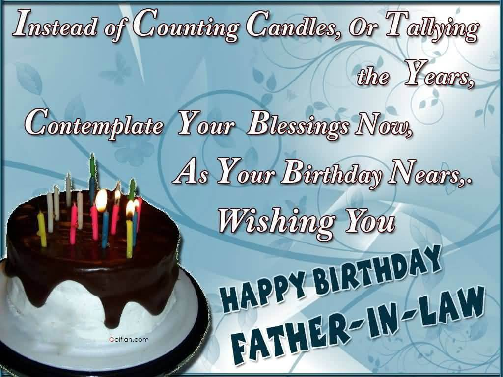 Birthday Wishes For Fathers In Law With Quotes Messages 2021 Wishes Quotz