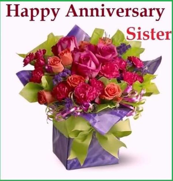 Anniversary Images For Sister