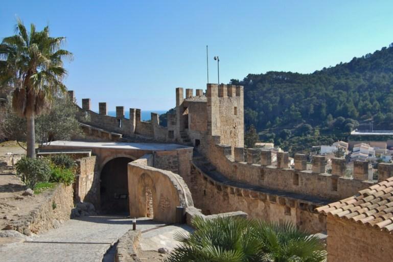Mallorca Castillo de Capdepera