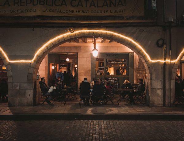 Placa Del Vi Bar Girona