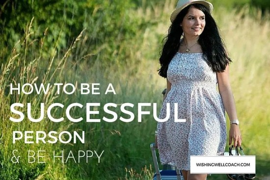 how to be a successful person