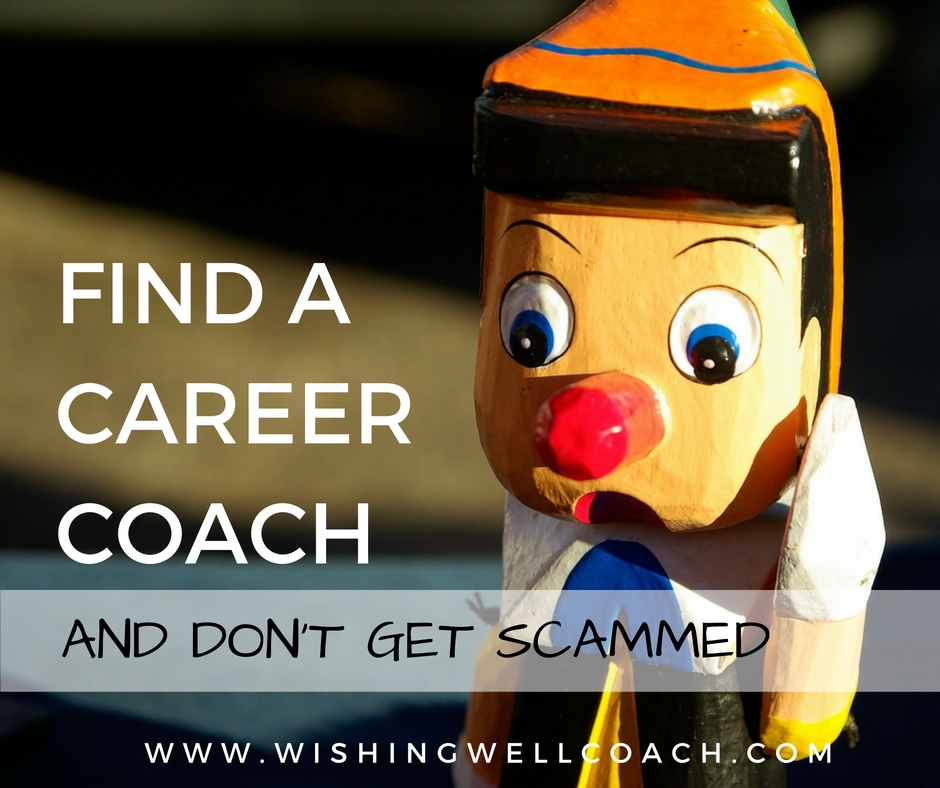 FIND A CAREER COACH