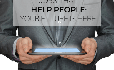 Jobs That Help People: Your Future Is Here