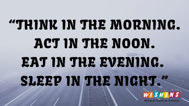 good morning quotes in English with images