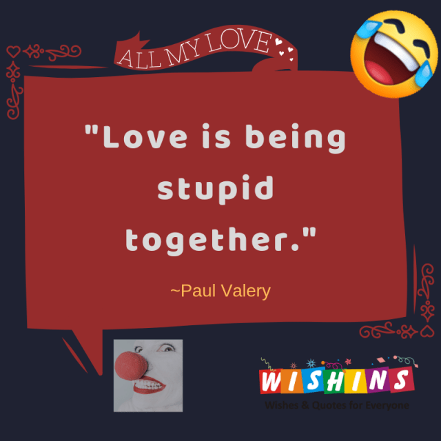 funny valentines quotes for husband