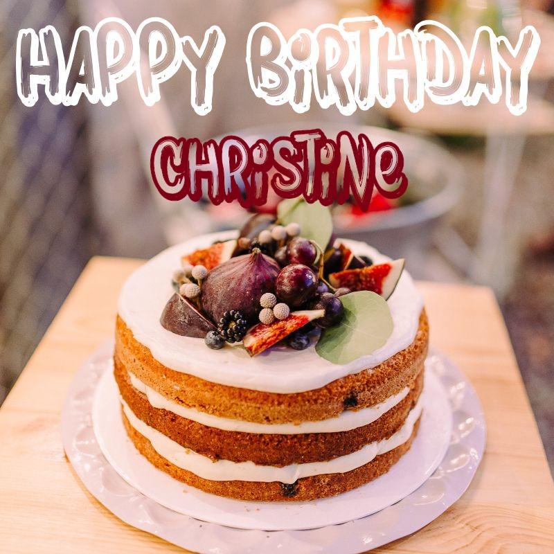50 Best Geburtstag Bilder Fur Christine Sofort Download Wishiy Com