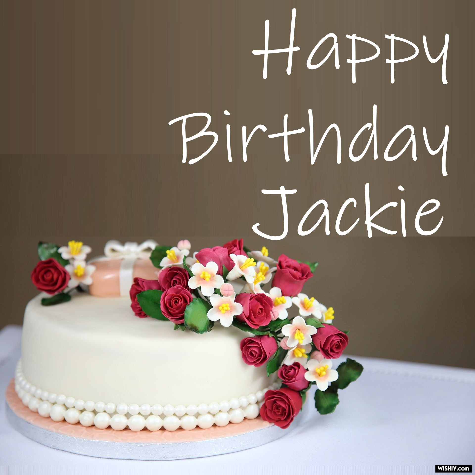 50 Best Birthday Images For Jackie Instant Download Wishiy Com