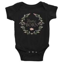 Home Born | Infant Bodysuit