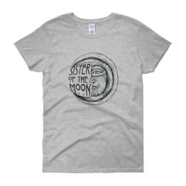 Sister of the Moon | Women's short sleeve t-shirt