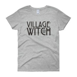 Village Witch   Women's short sleeve t-shirt