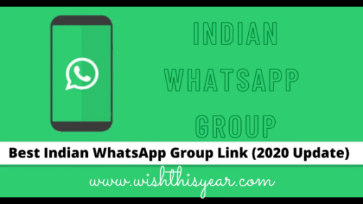 Best Indian WhatsApp Group Link (2020 Update)