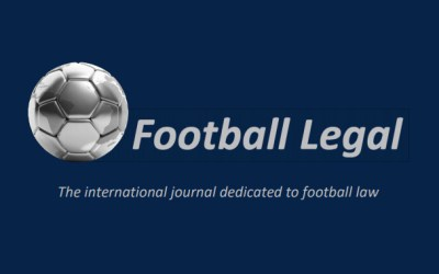 Despina Mavromati's Interview in the latest Issue of Football Legal