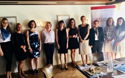 WISLaw Lunch Talk on Disciplinary Sanctions in Football with R. Van Kleef in Lausanne on August 28, 2018