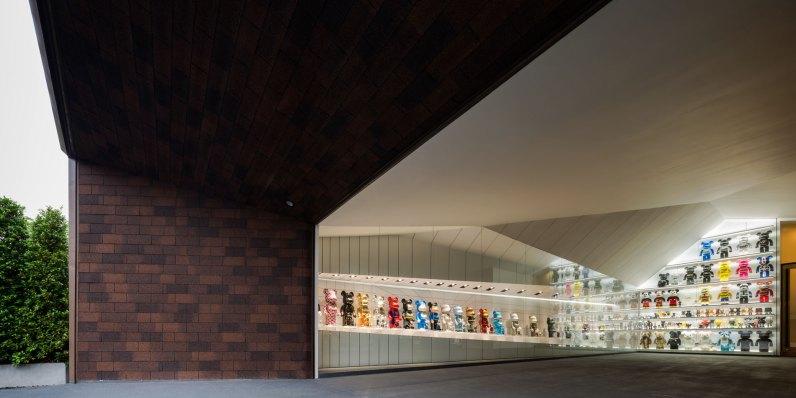 Bear Garage by Open Box & Onion