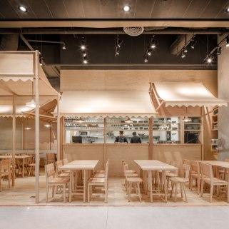 Eat @Emquartier by Onion
