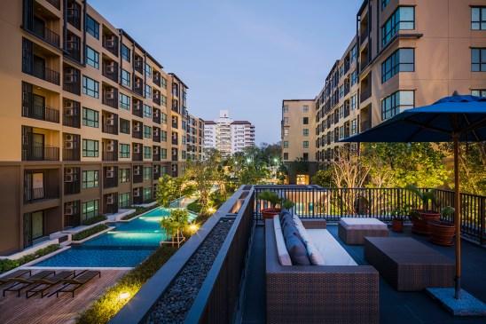 Rain Condominium, Cha-am, by Sansiri