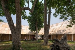 Bamboo School in Chiangrai. Architect » Supermachine Studio