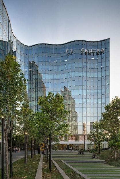 FYI Center (II) Landscape Architecture • Architects » Creative Crews • Landscape Architects » Shma