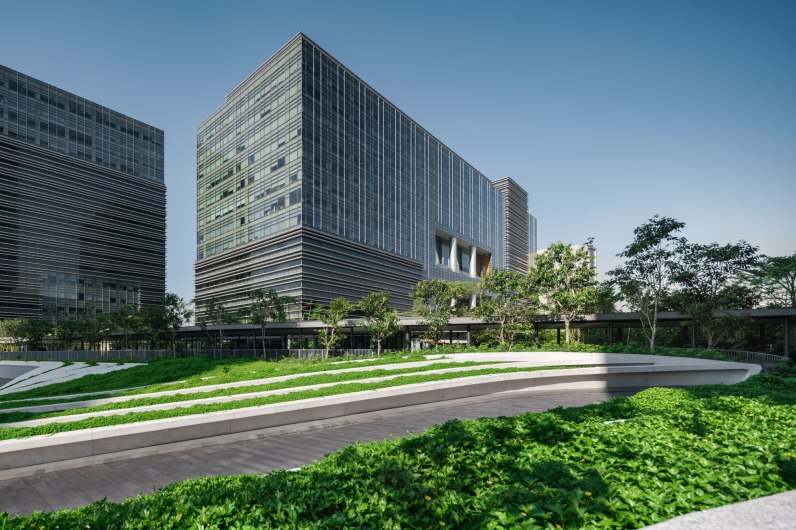 Comtech • Landscape Architects » Shma