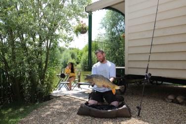 Big Fish in the Lake