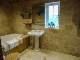 The Boathouse Bathroom