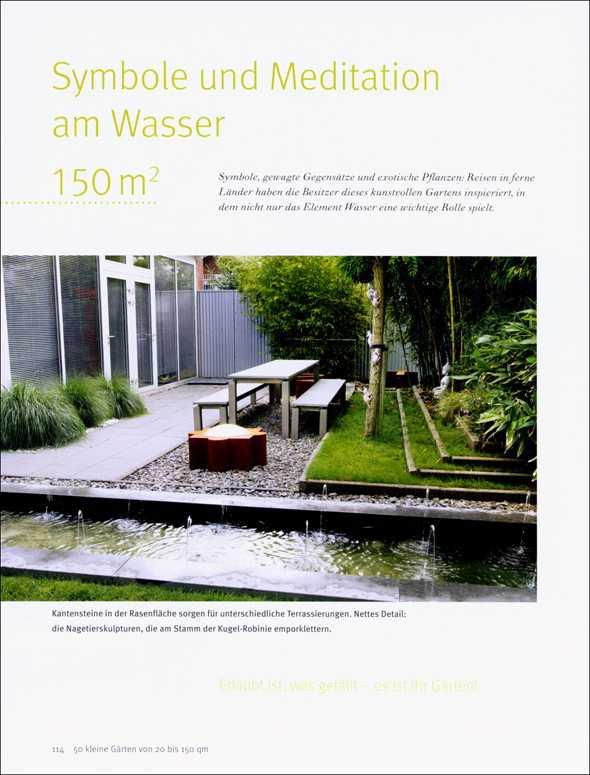 Wissenschaftliche Geschenkideen 50 kleine Gärten von 20 bis 150 qm