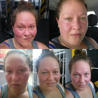 5 shades of sweat. Lol