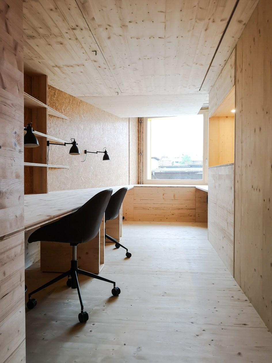 Innenausbau Büro Lattich