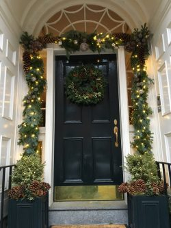 Garland, Holiday Decor, Wreath