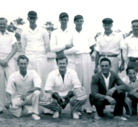wistow cricket club history