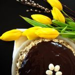 Świąteczny tort z Advoccatem