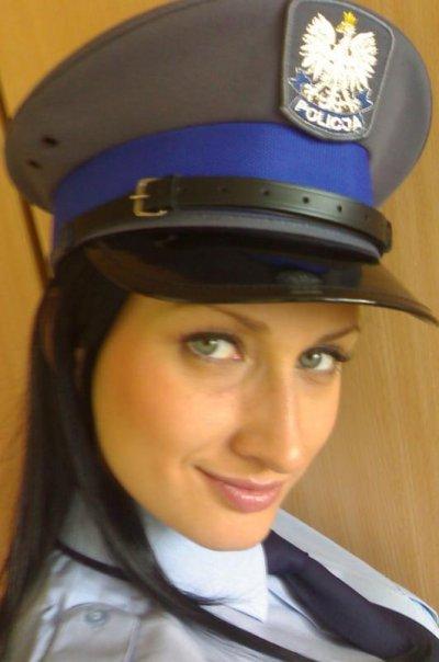 sabina policjantka