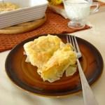 Carbonara w pięciu smakach, przystanek – POLSKA, Makaron Zapiekany z Parmezanem