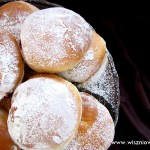 Bomboloni – włoskie pączki z pieca