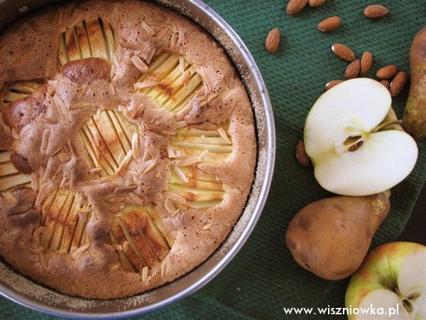 Ciasto biszkoptowe z owocami_1