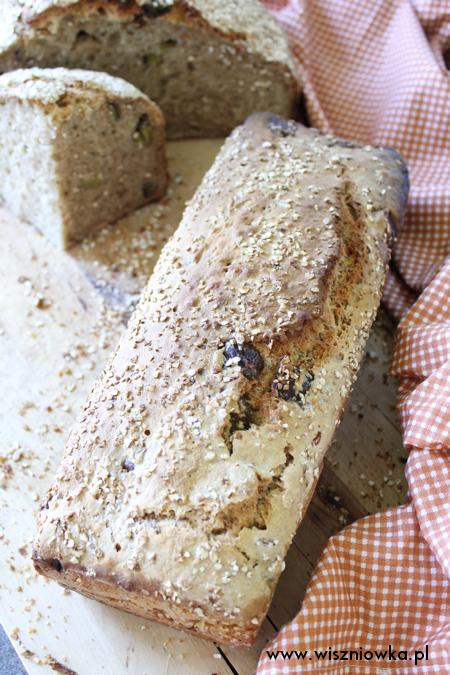 Pyszny, aromatyczny chleb.