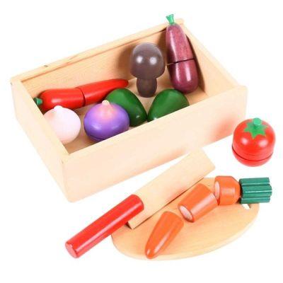 Warzywa do krojenia, Bigjigs Toys