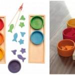TOP 5 zabawek, które pomagają polubić jedzenie