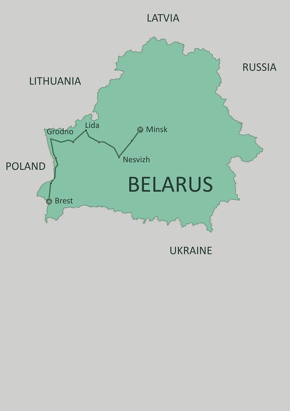 Cycling tour in belarus belarus tours summary stopboris Gallery