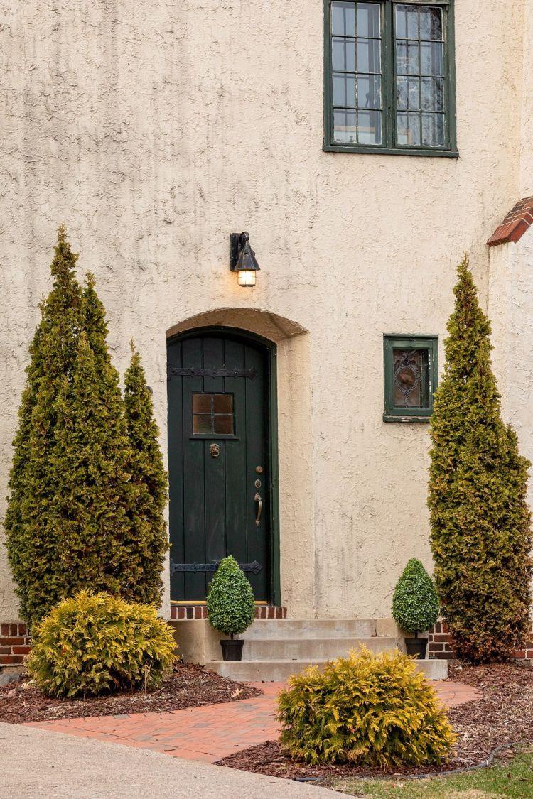Front Door Styling