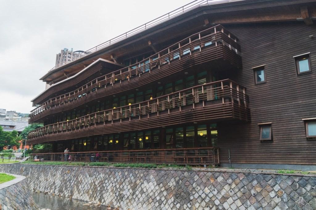 Beitou Public Library Beitou, Taiwan - witandfolly.co