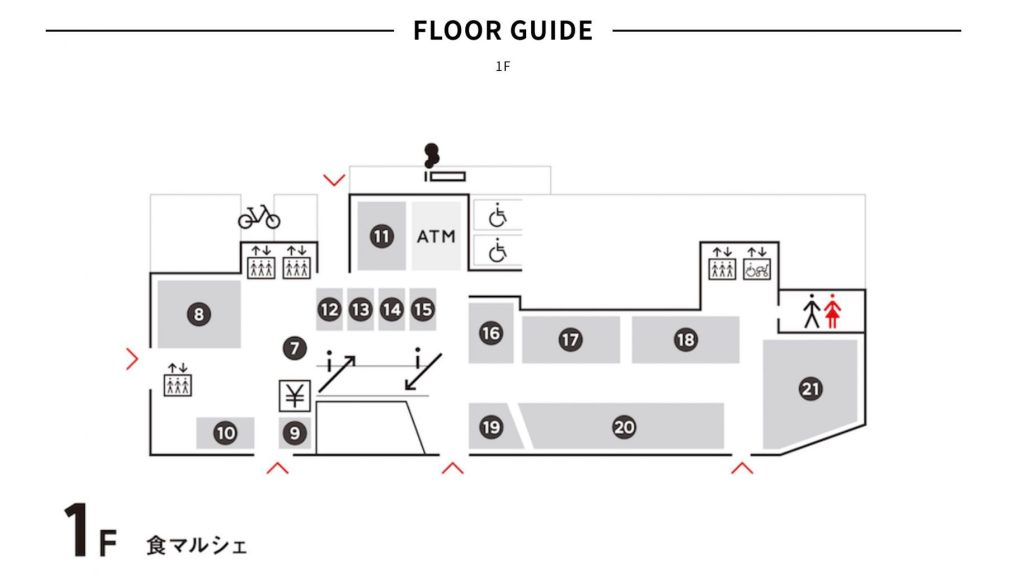 1st Floor of Hirakata T-Site - witandfolly.co