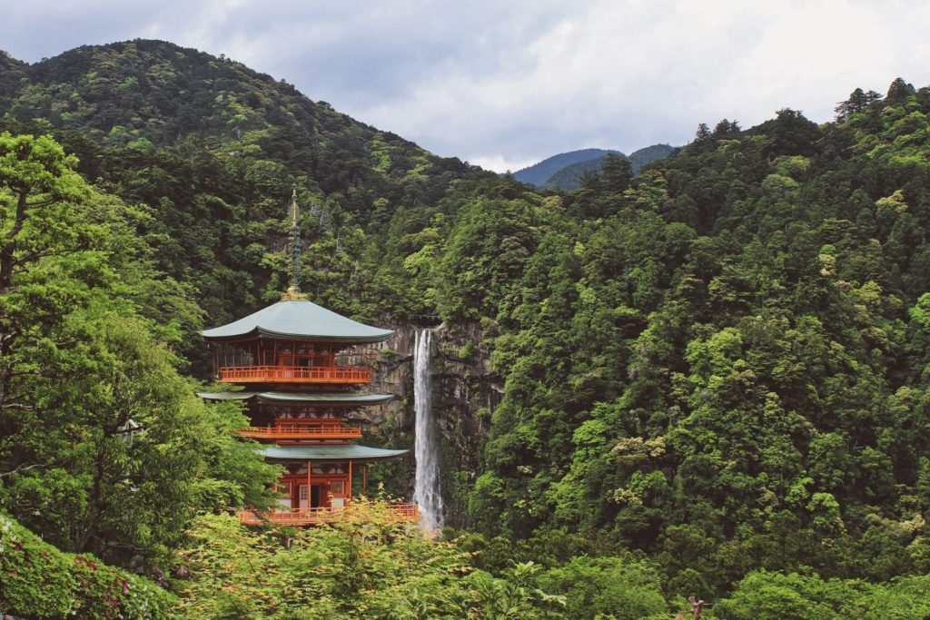 Nachi Waterfall - witandfolly.co