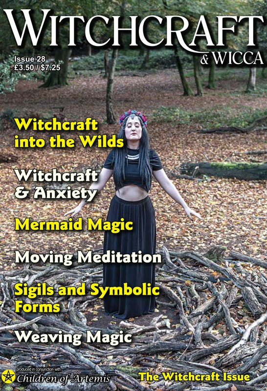 Witchcraft & Wicca Magazine Issue 28