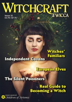 Witchcraft and Wicca Magazine 32