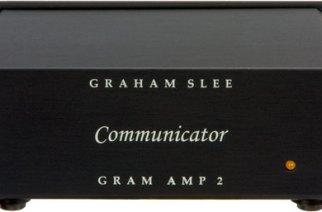 Graham Slee Gram Amp 2 Communicator II Phono Preamp REVIEW
